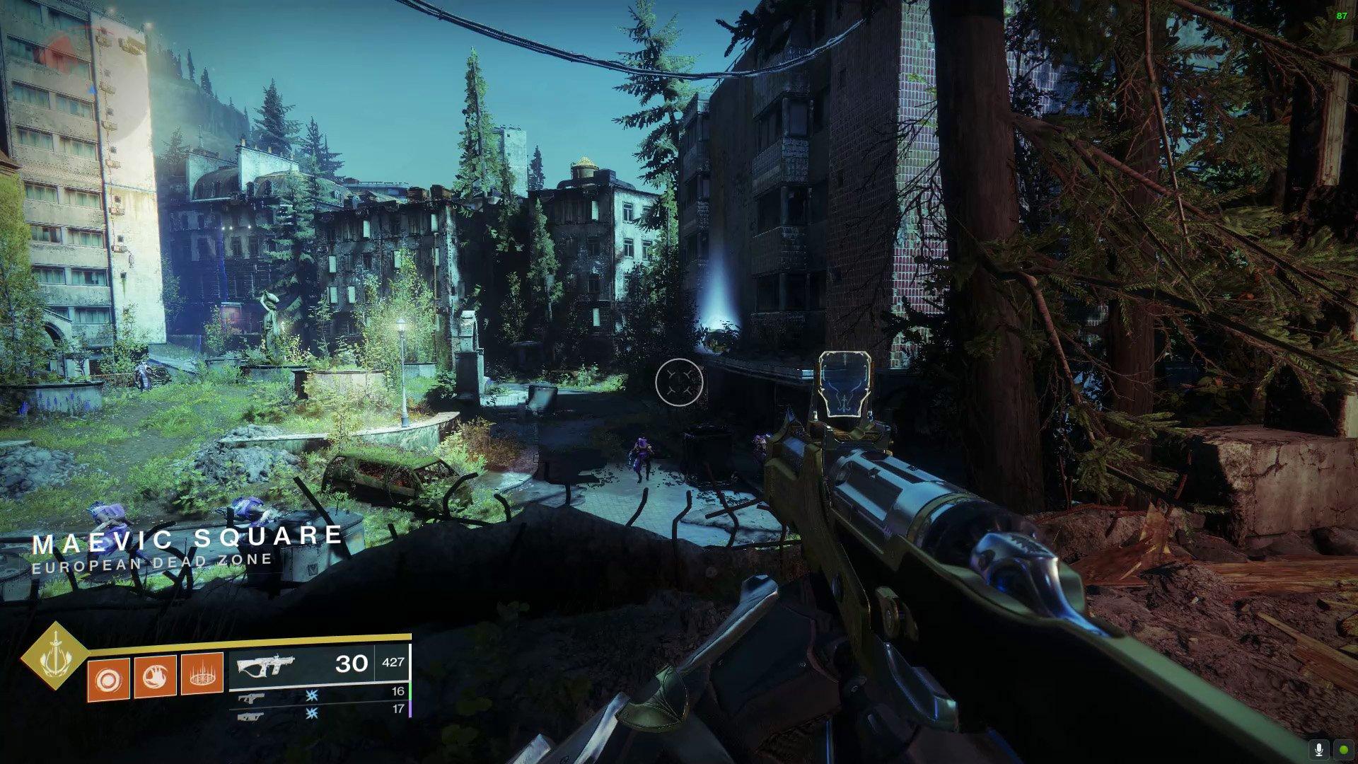 Destiny 2 Maevic Square Imperial treasure