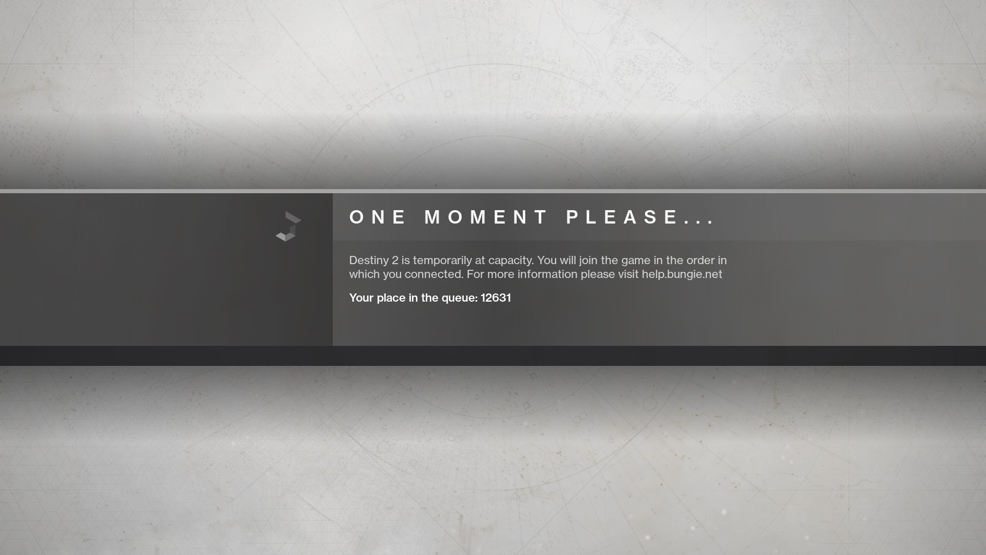 how long will Destiny 2 be down