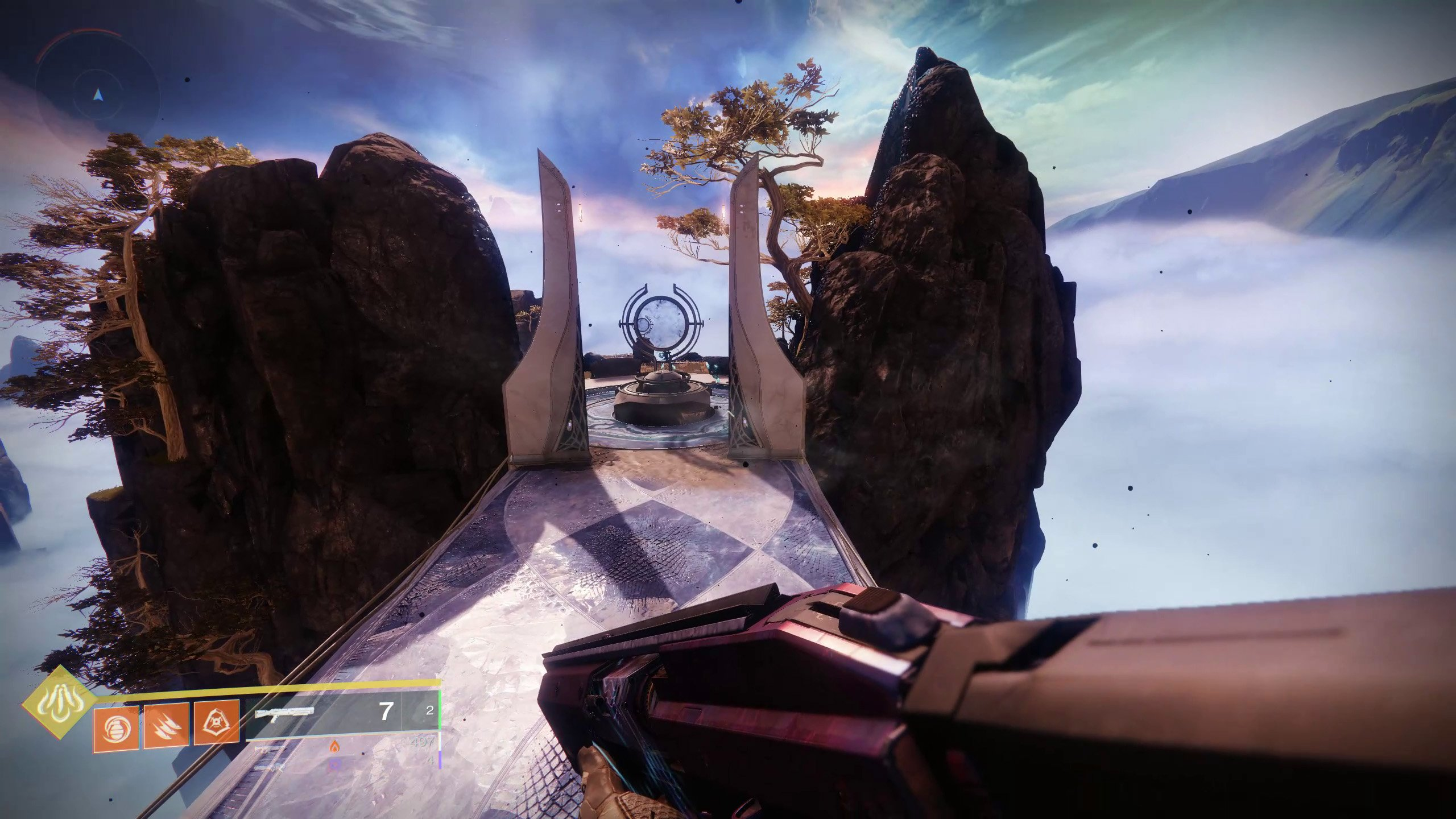 Destiny 2 Spine of Keres Imperial Treasure location