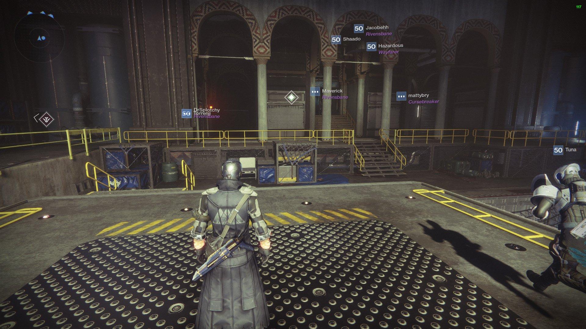 Destiny 2 where to find Benedict 99-40
