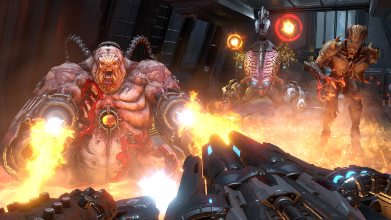 DOOM: Eternal hands-on preview - A special place in Hell
