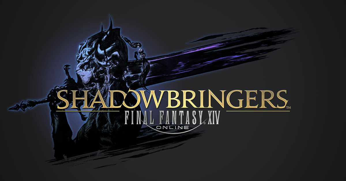 Shadowbringers expansion