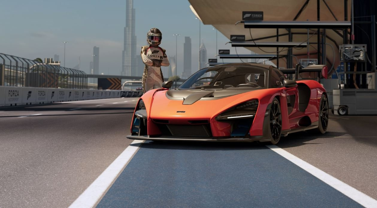 Will Forza Motorsport 8 launch with Project Scarlett?