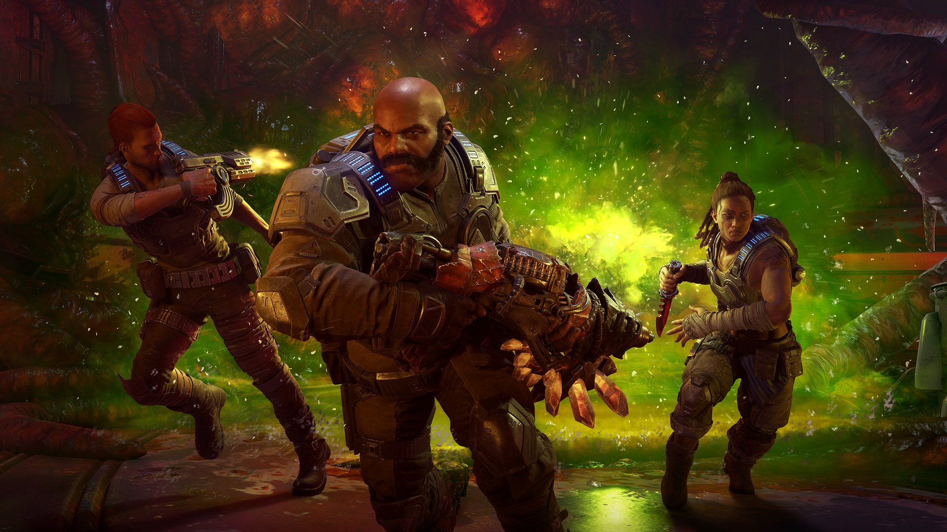 Gears 5 - Escape