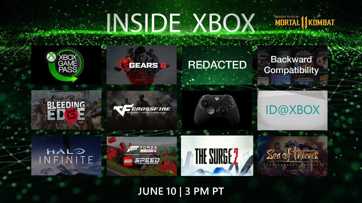 Inside Xbox E3 2019