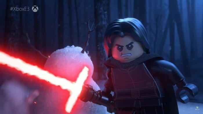 Lego Star Wars: Skywalker Saga - Kylo Ren
