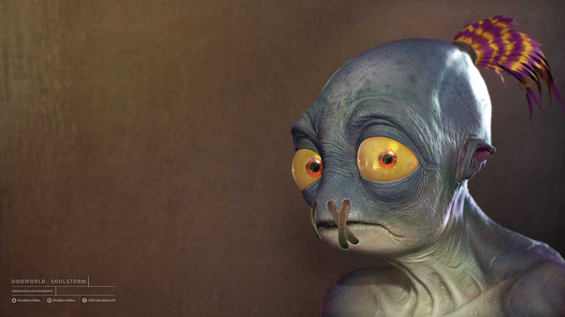 Lorne Lanning Shacknews Interview - Oddworld Soulstorm Abe concept art