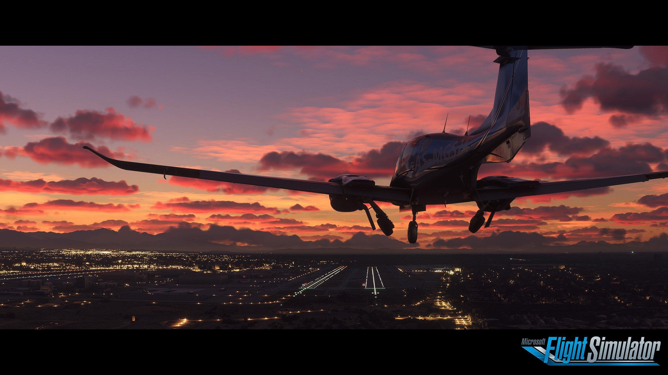 Microsoft Flight Simulator Release Date