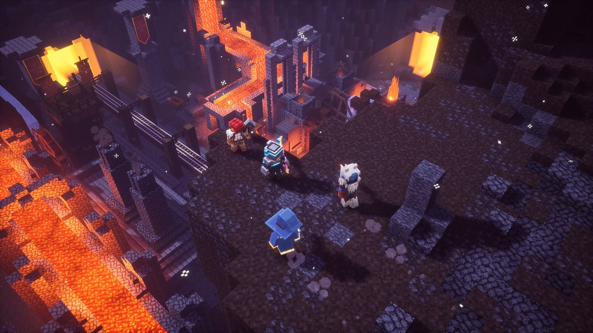 Minecraft Dungeons - E3 2019