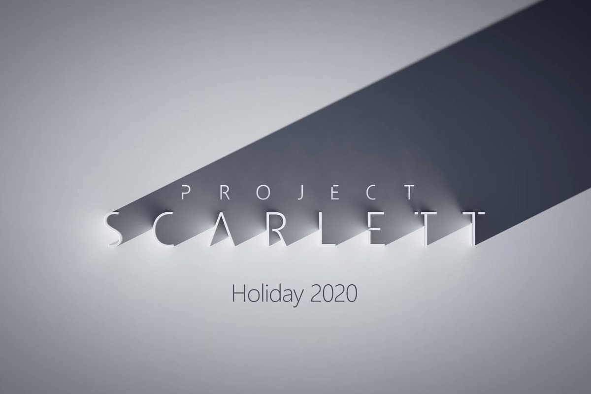 Xbox Project Scarlett details to come closer to release