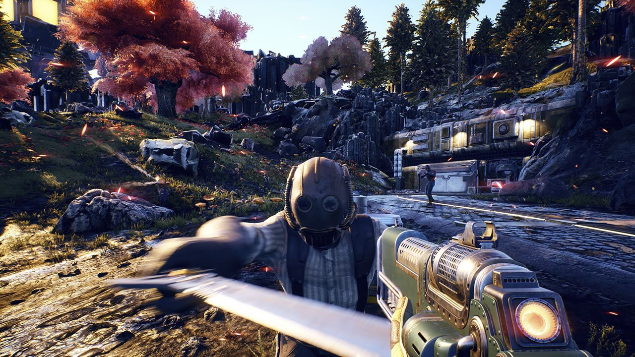 October 2019 video game release dates - The Outer Worlds