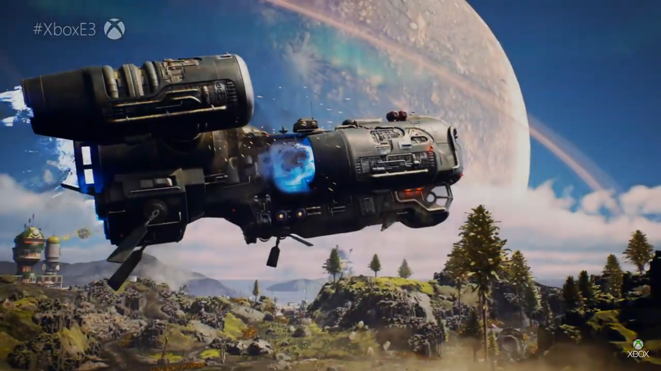 Xbox E3 2019: The Outer Worlds to release this October on Game Pass