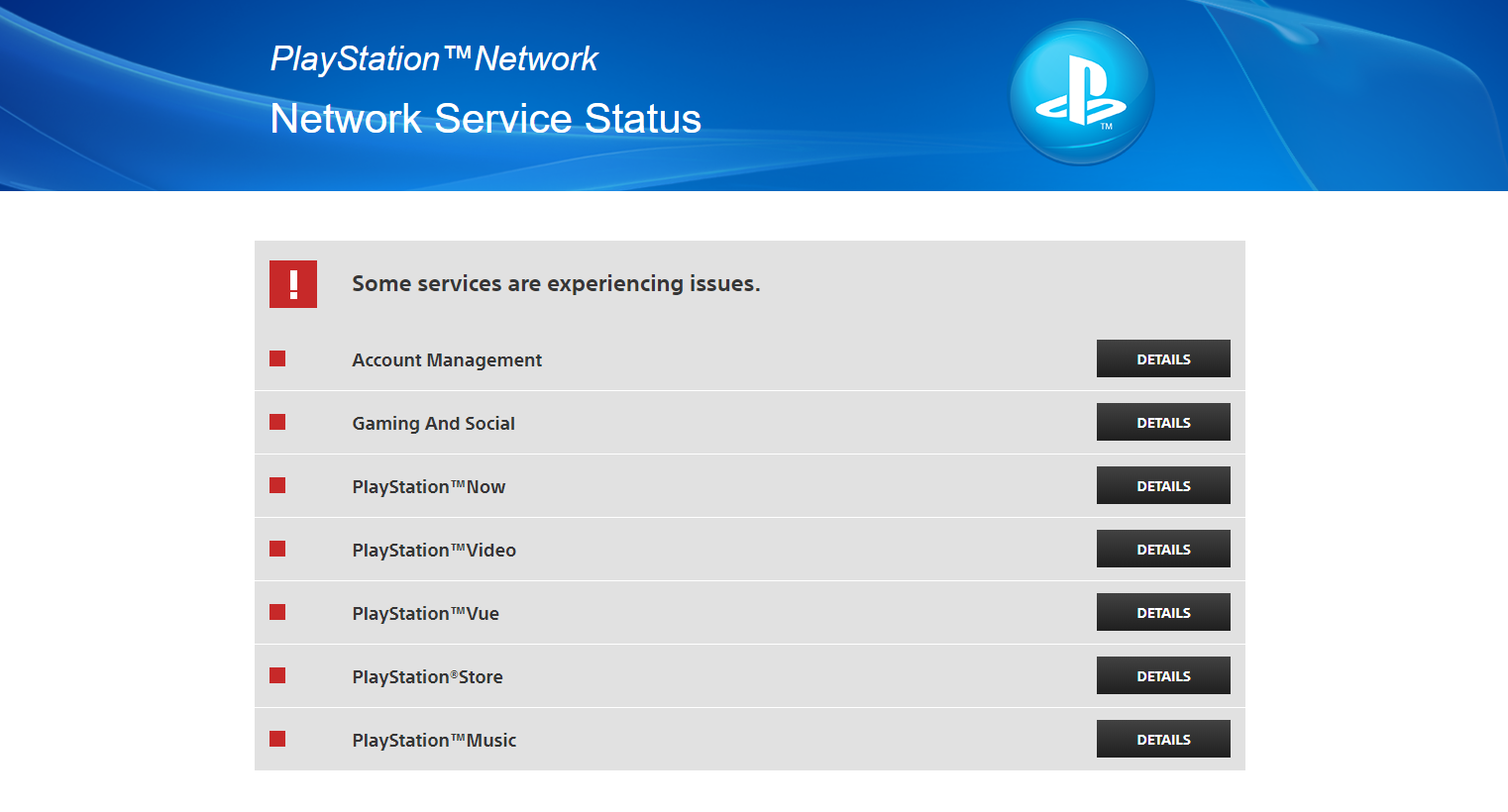 PlayStation error WS-37403-7 hits PSN