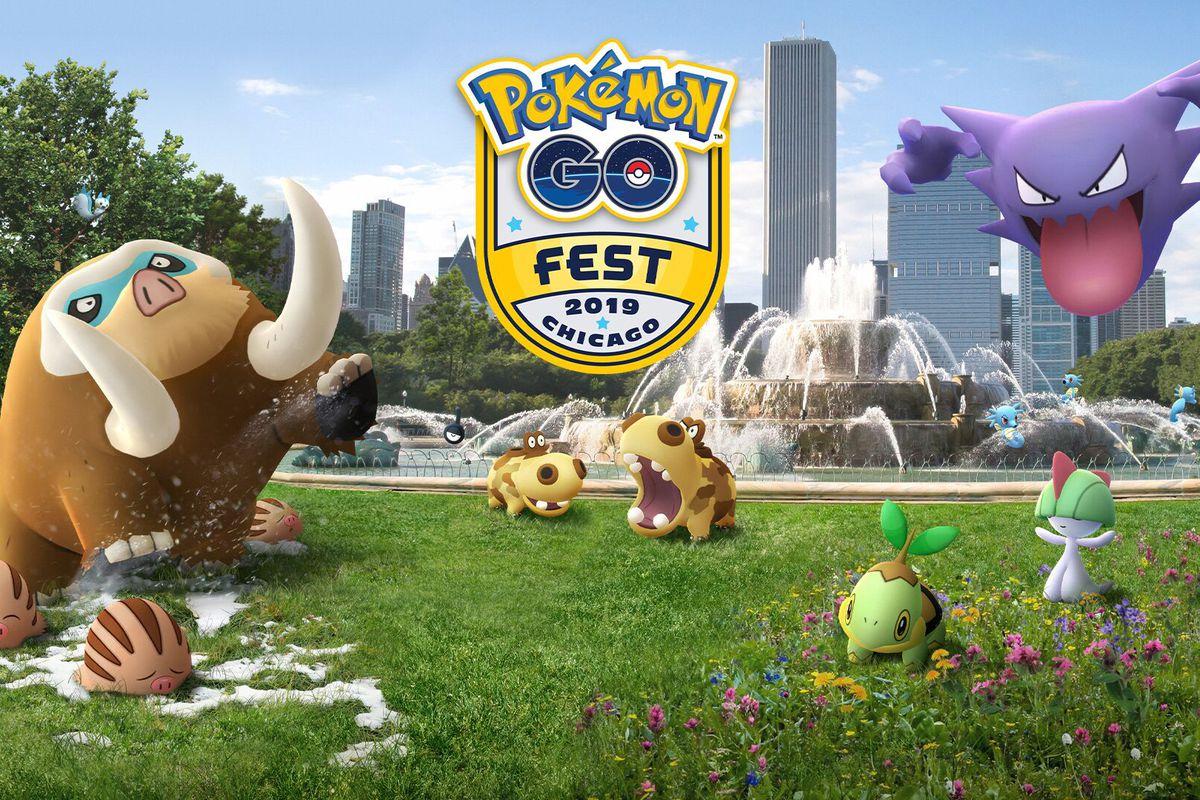 Pokemon Go global challenge progress 2019