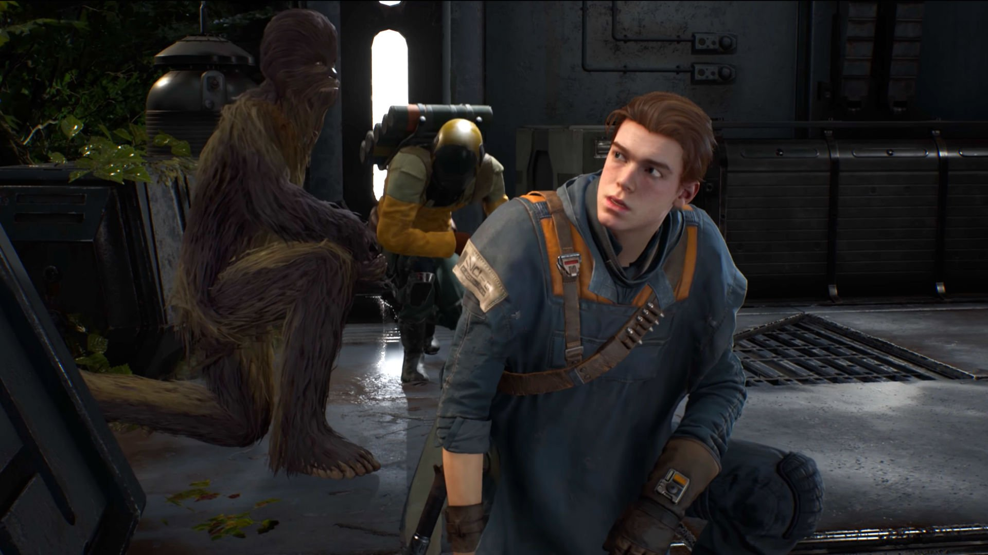 Star Wars Jedi: Fallen Order force skill tree has no Dark Side