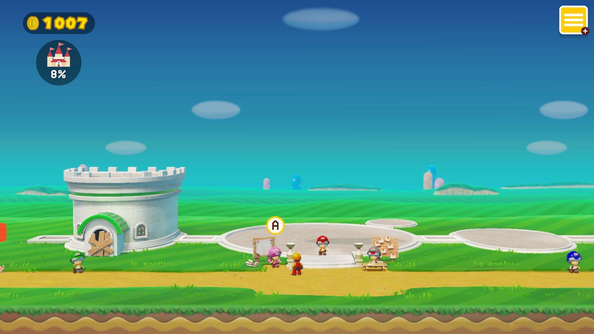 Super Mario Maker 2 Super Hammer