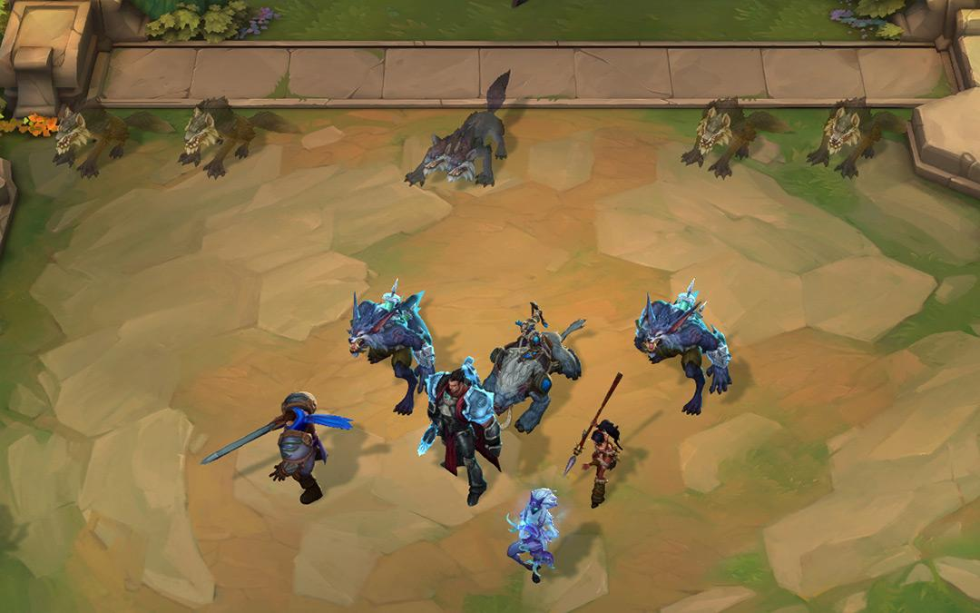 How to play Teamfight Tactics - League of Legends | Shacknews