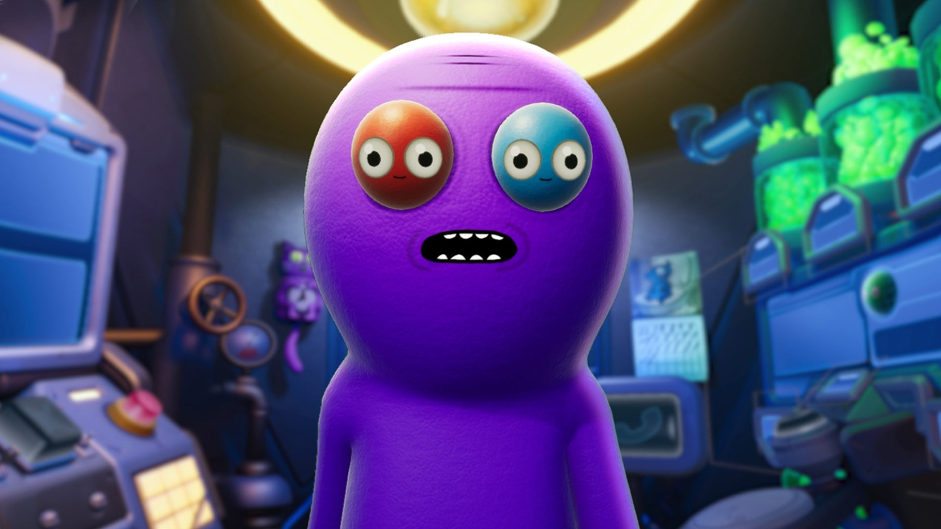 Trover Saves the Universe promo image 01