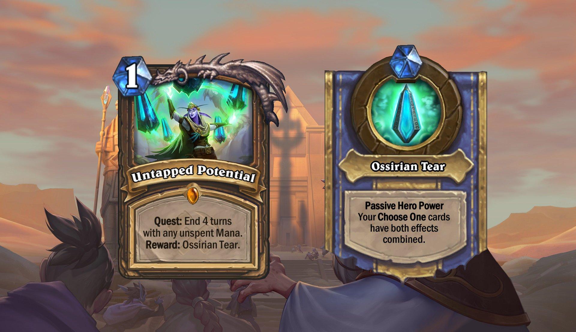 Hearthstone - Druid Quest