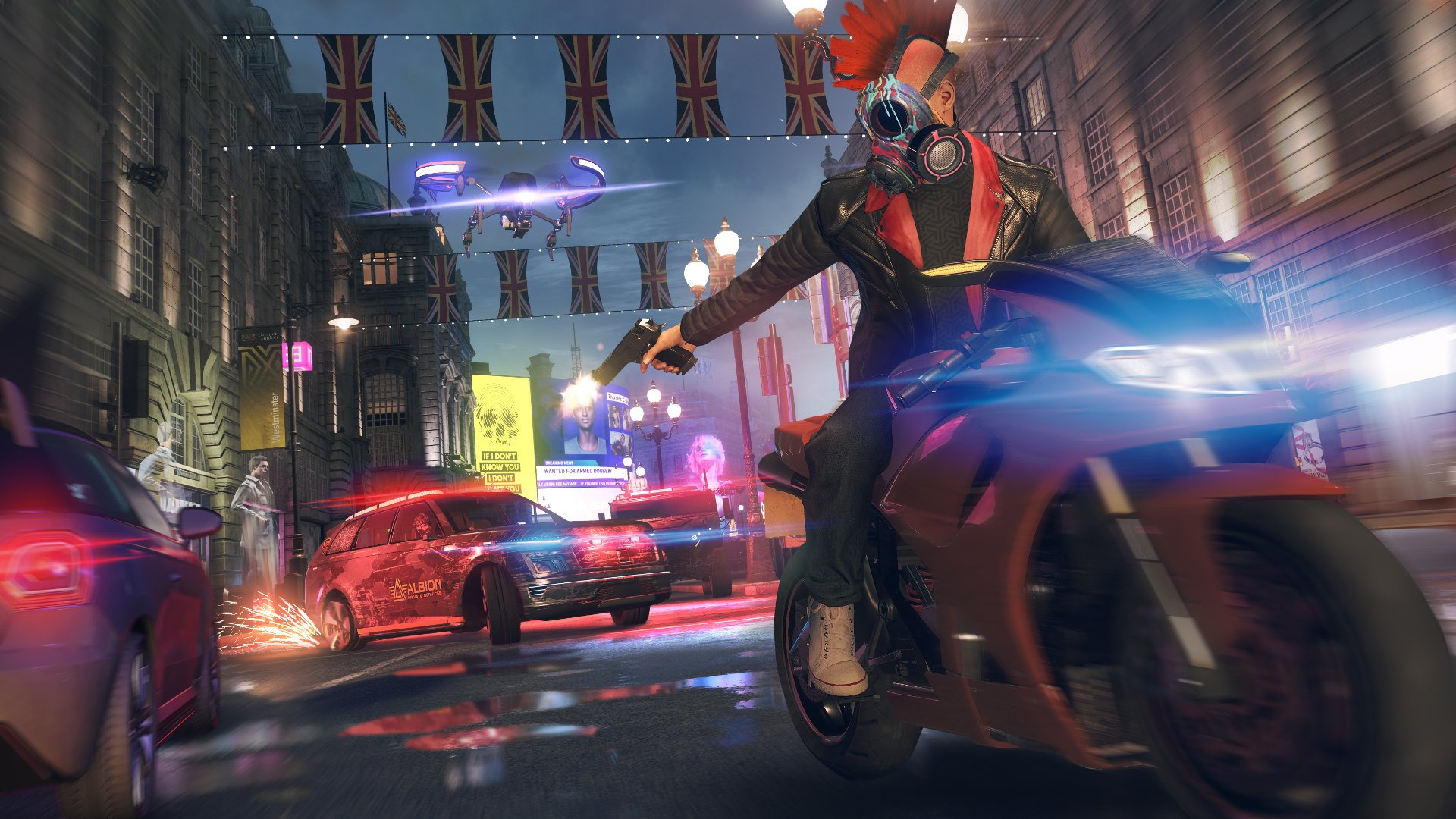 Watch Dogs Legion Screenshot 03