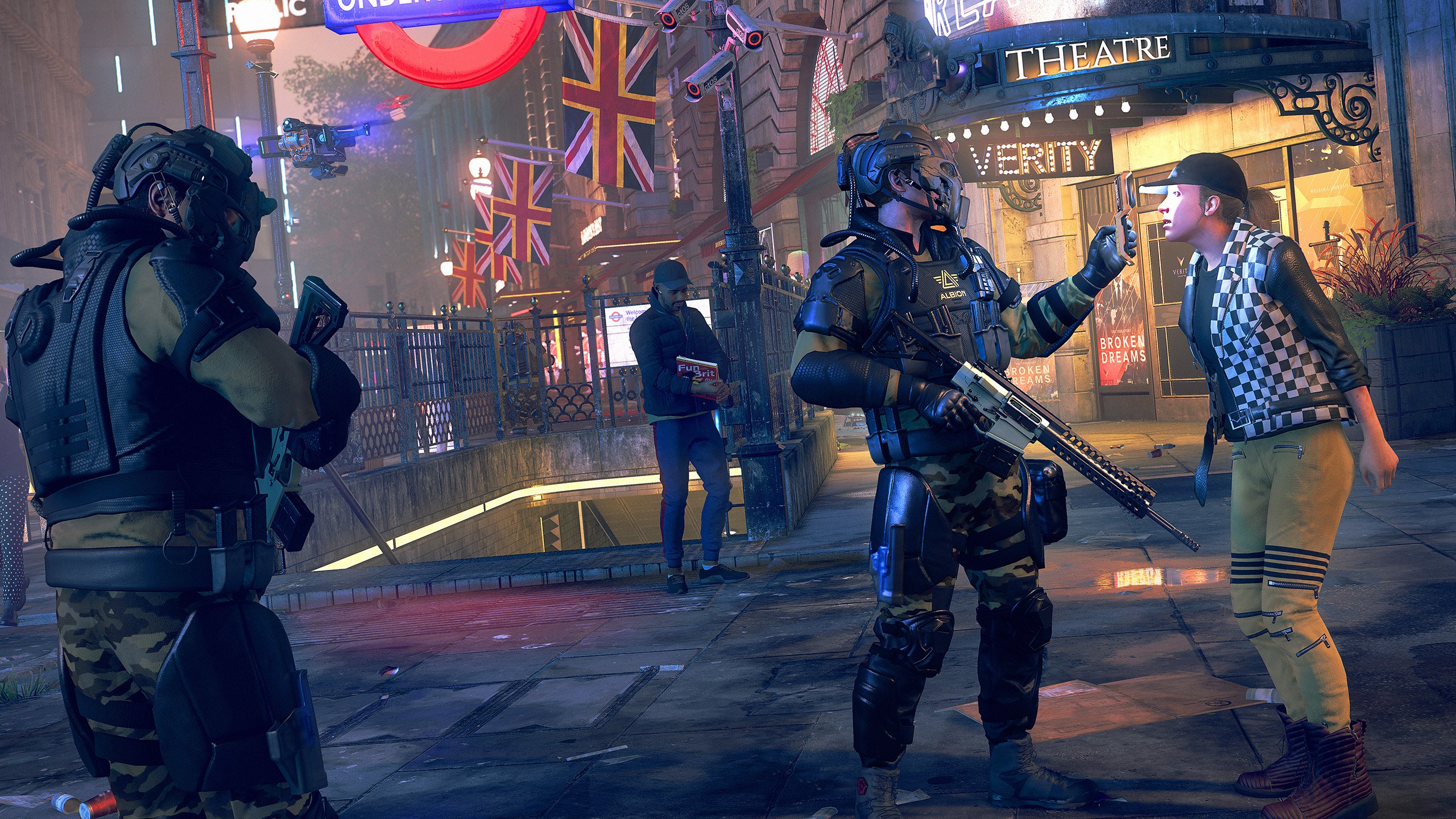 Watch Dogs Legion Release Date