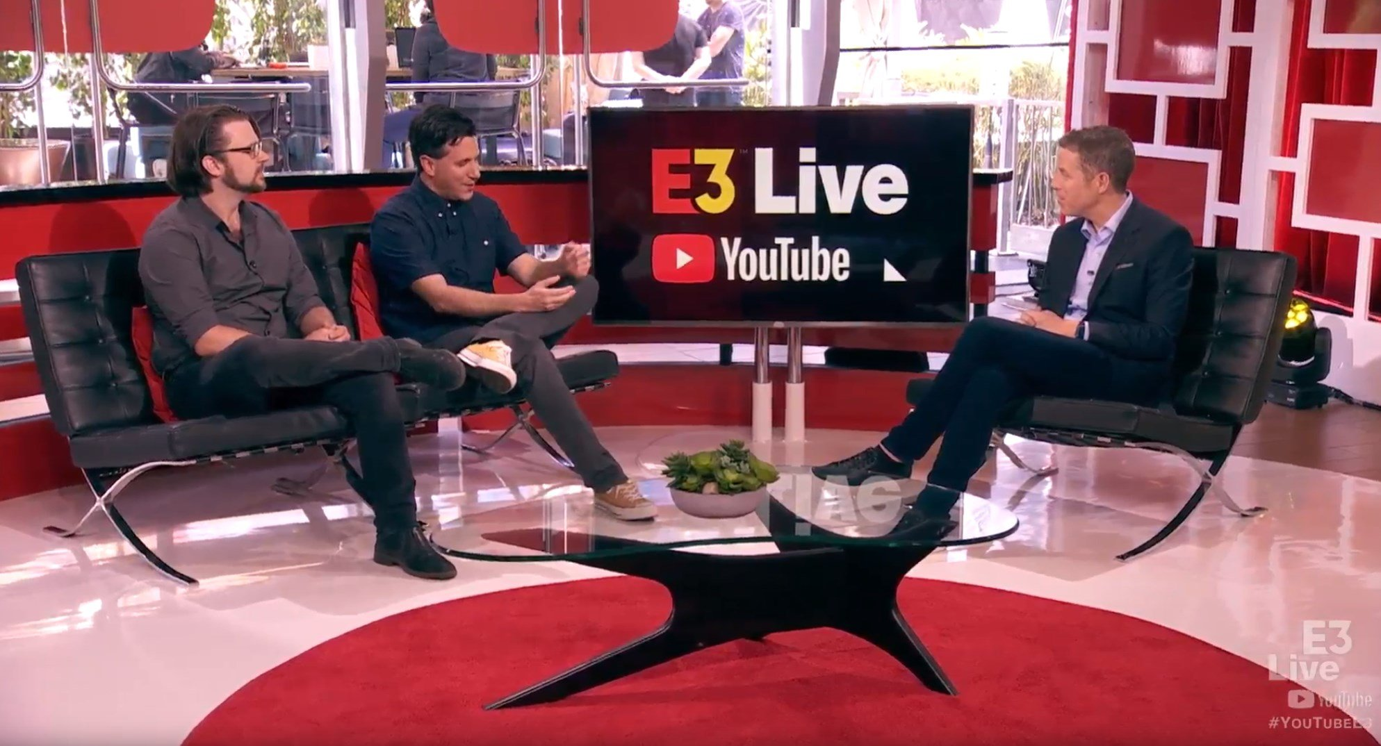 Watch the Youtube E3 2019 live stream here