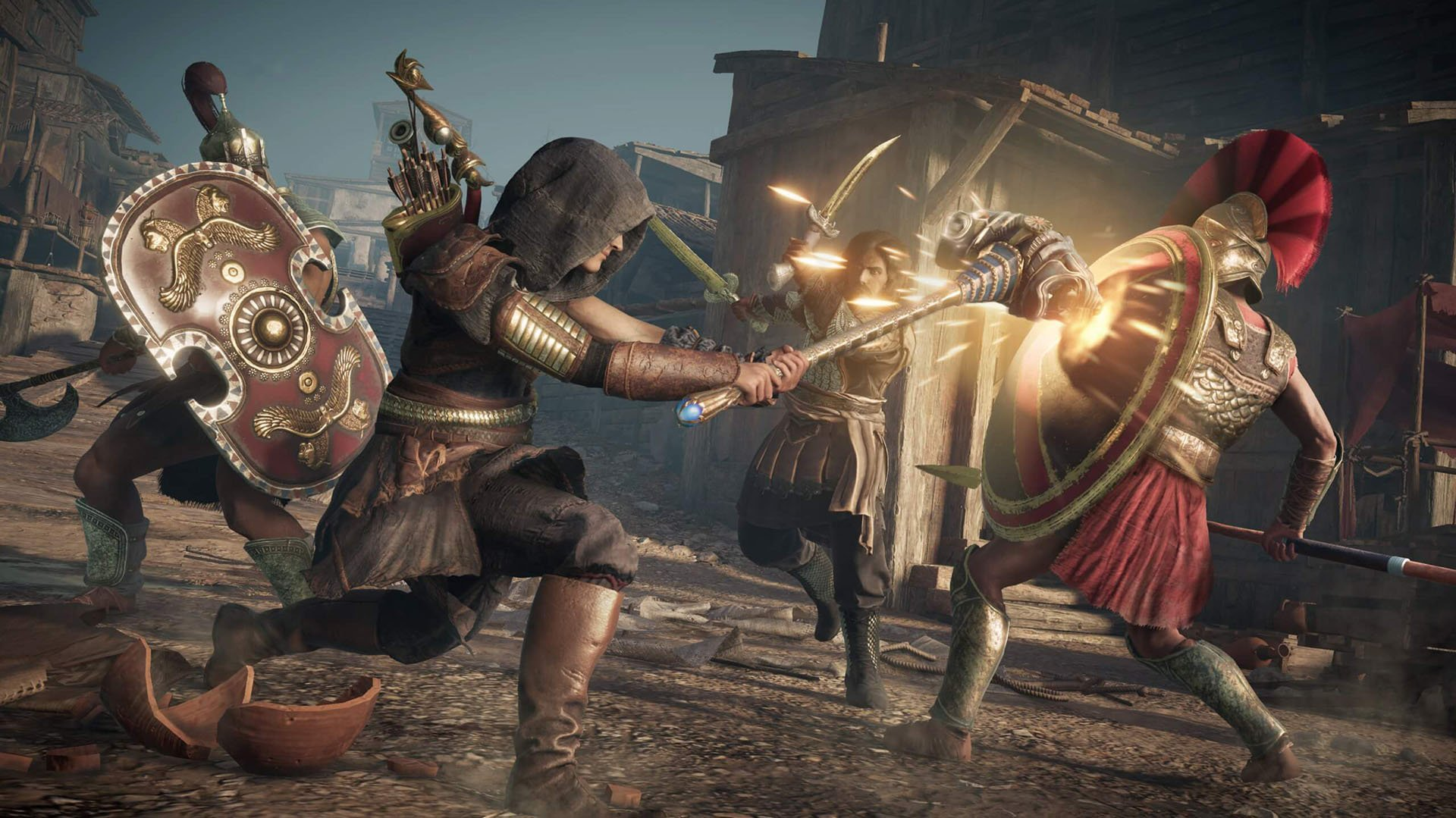 A complete list of all Uplay+ games - Assassin's Creed Odyssey