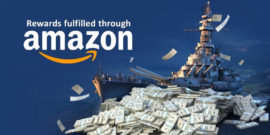 rewards by amazon