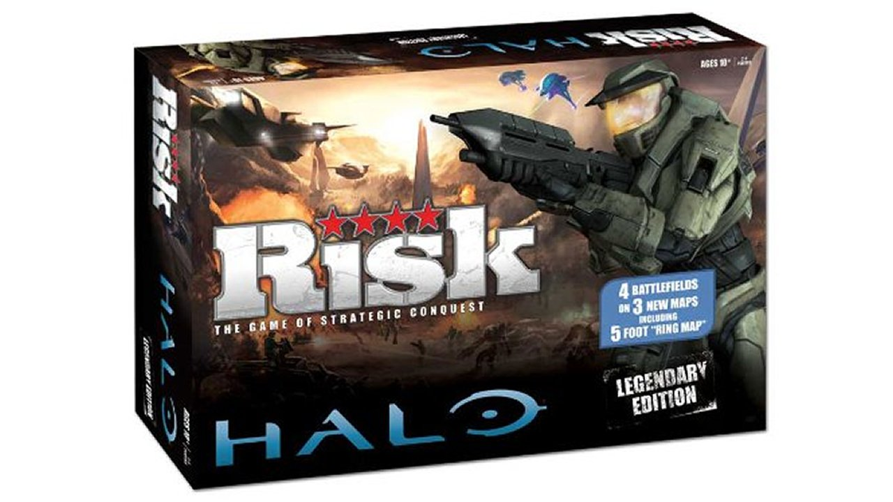 Amazon Prime Day 2019 Best Board Game Deals Risk Halo