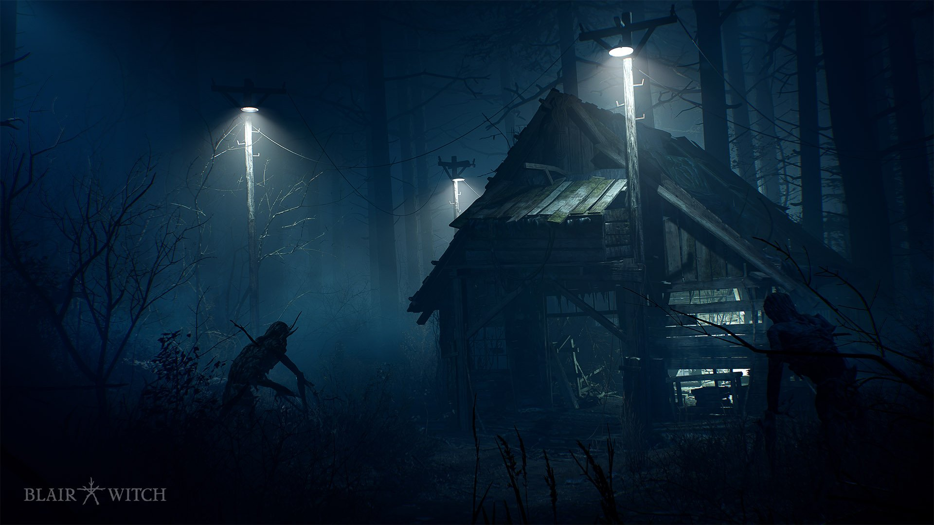 August 2019 video game release dates - Blair Witch Game