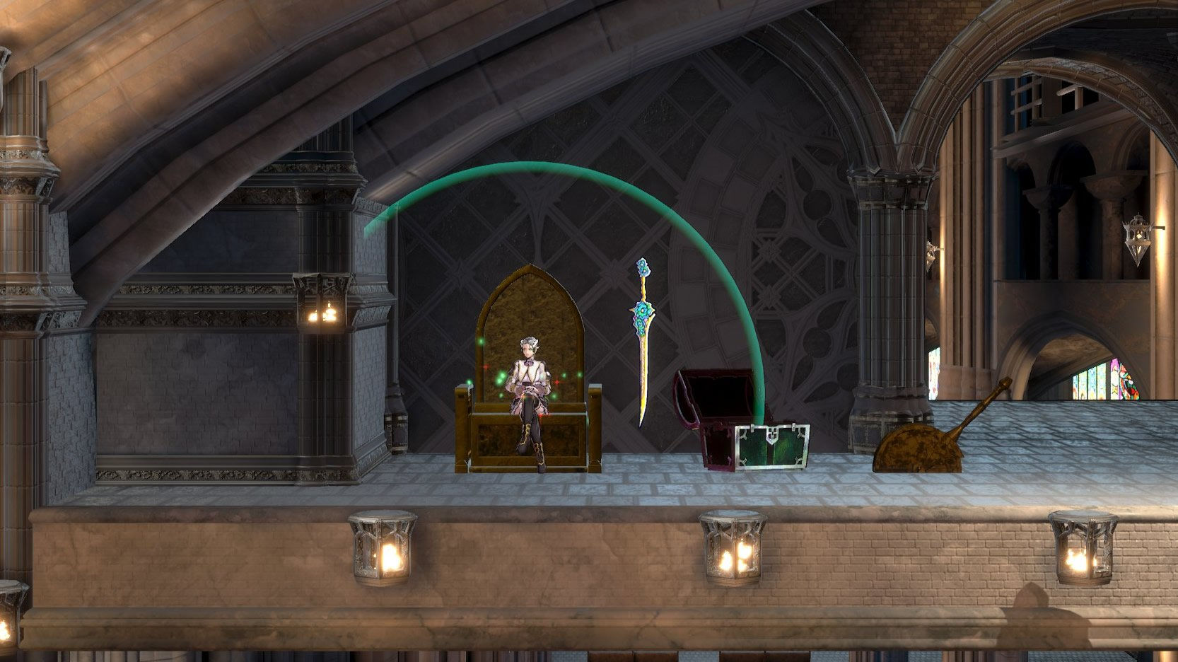 Bloodstained: Ritual of the Night review screenshot 03