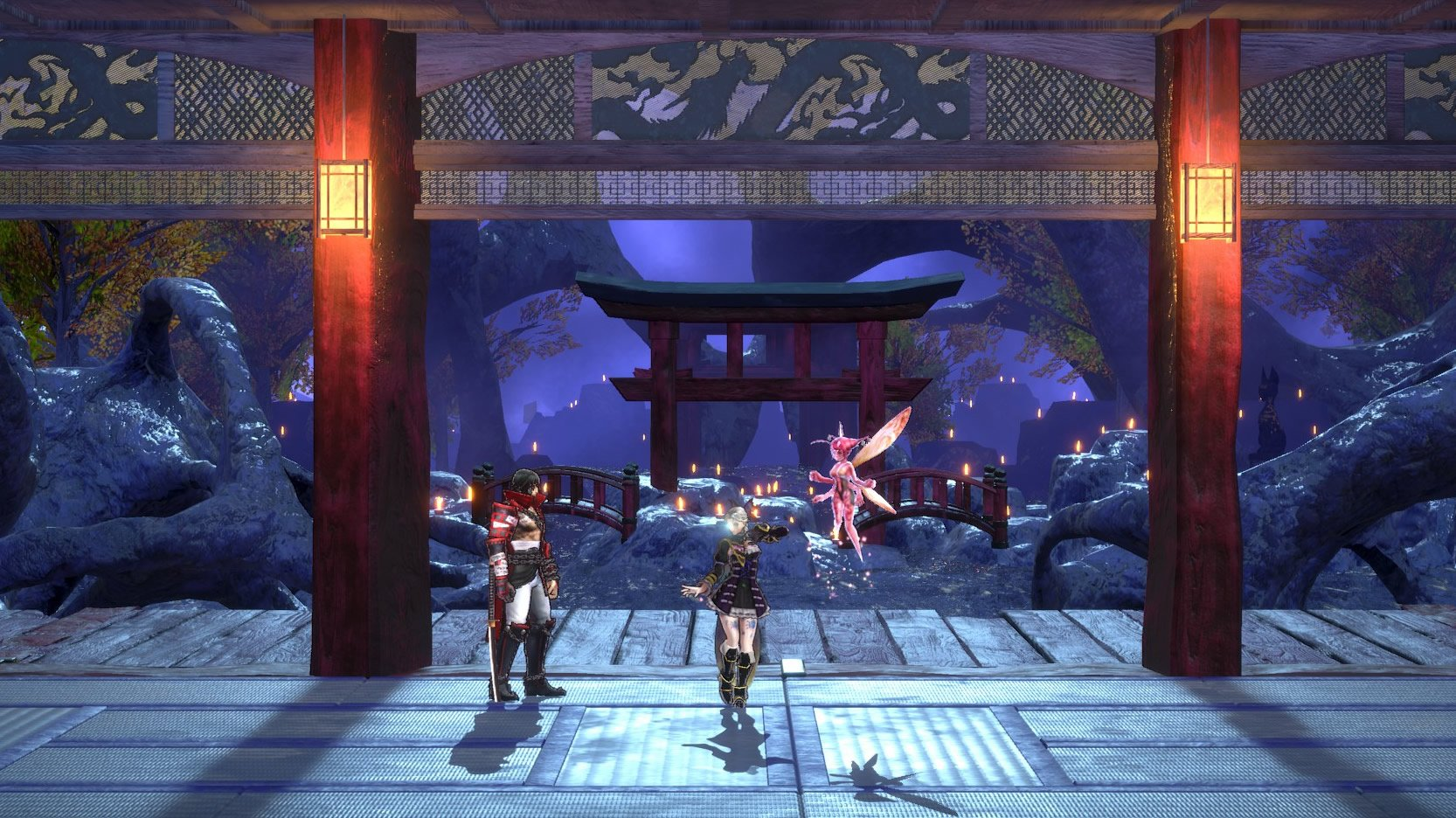 Bloodstained: Ritual of the Night review screenshot 01