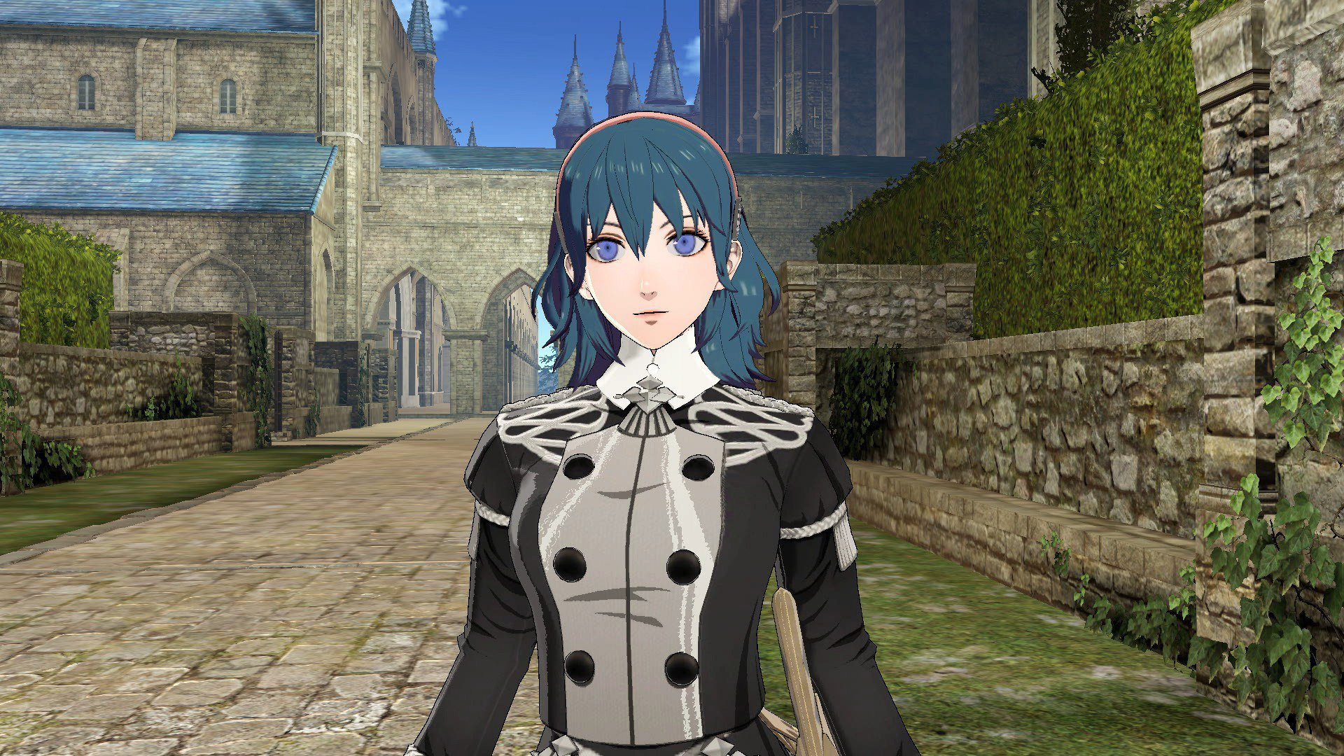 Fire Emblem: Three Houses - how to change Byleth's costume