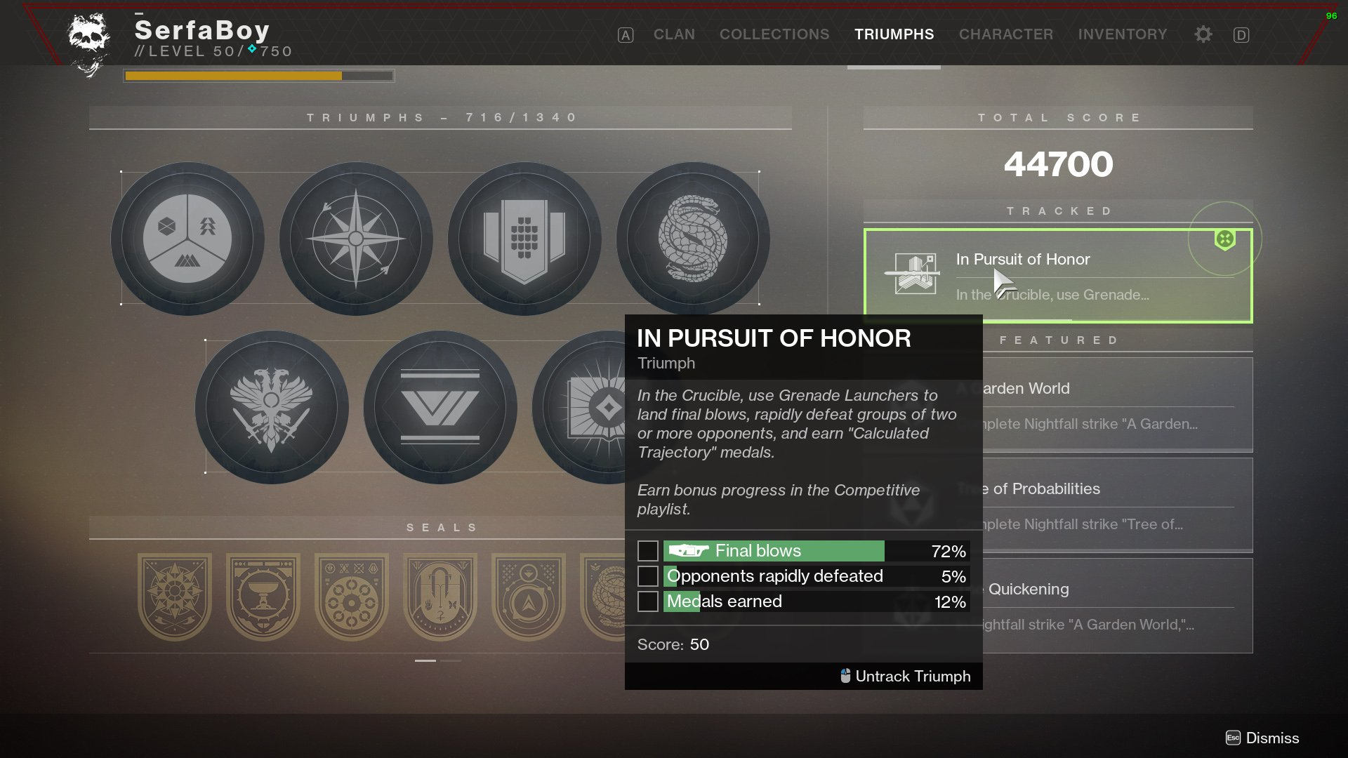 Destiny 2 The Third Wave In Pursuit of Honor