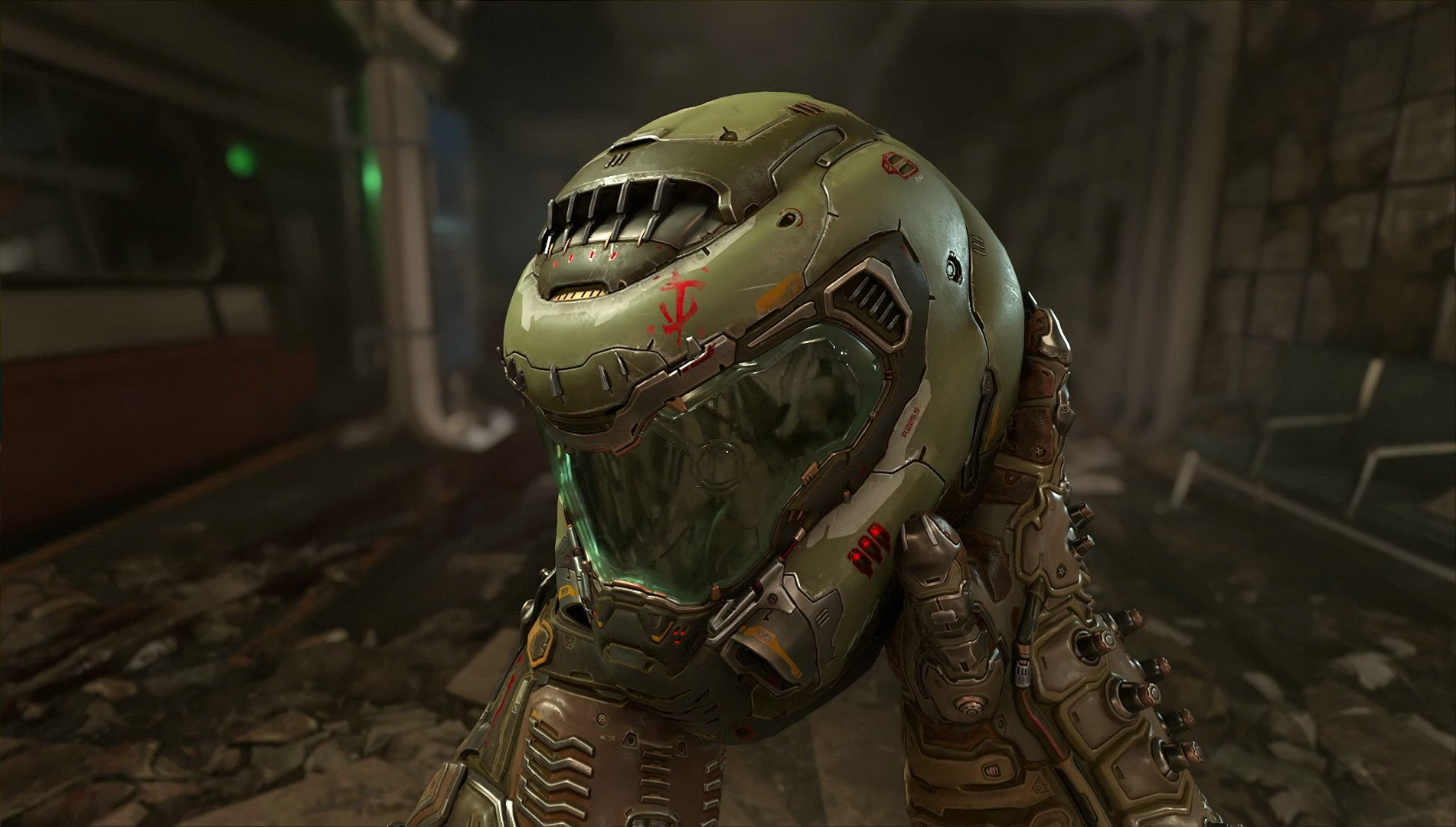 Doom Eternal NVIDIA RTX