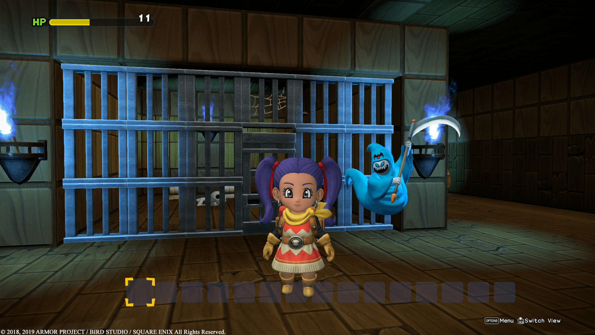 Dragon Quest Builders 2 review - gameplay tutorial