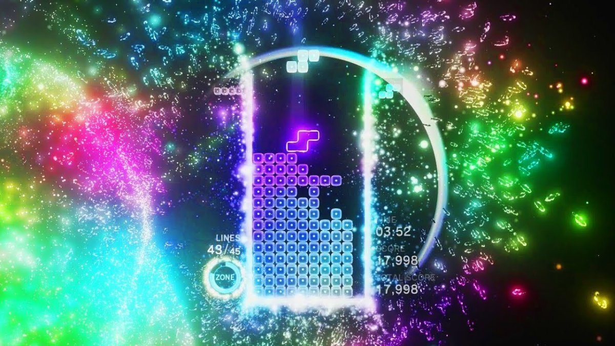 Epic exclusive Tetris Effect VR requires SteamVR to run
