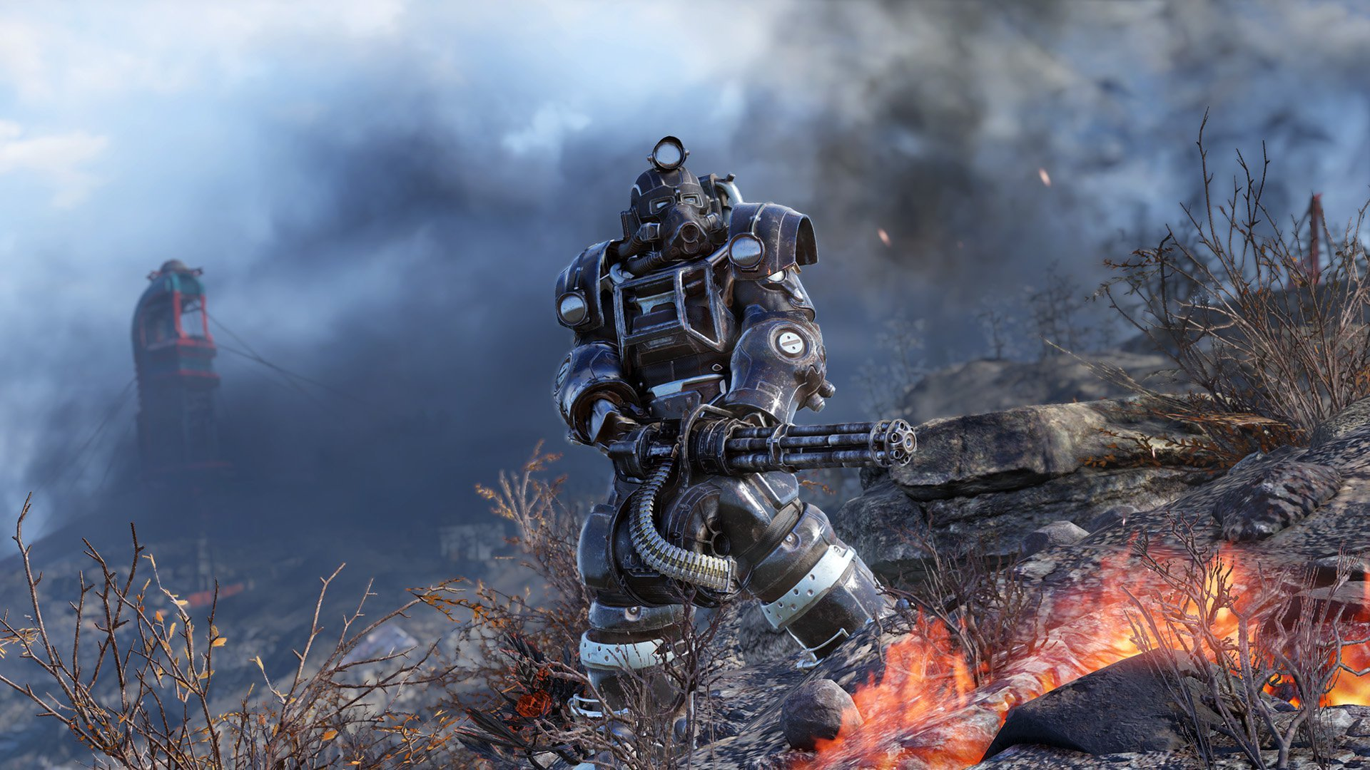 Fallout 76 update 1.2.1.18 patch notes out now