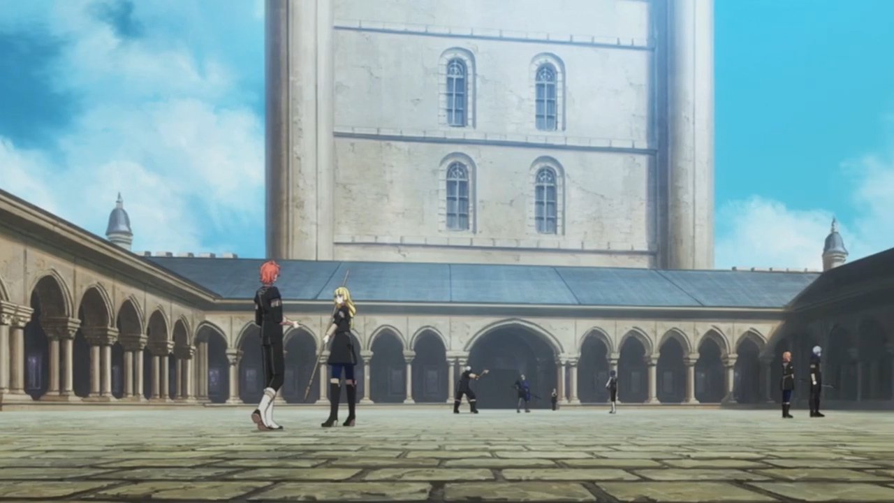 How to recruit new students in Fire Emblem: Three Houses