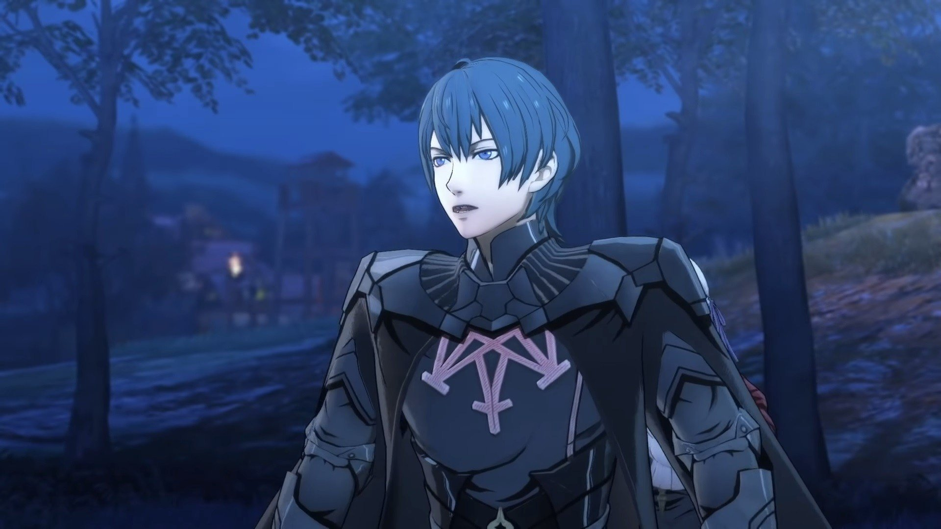 Fire Emblem: Three Houses - teacher of the year