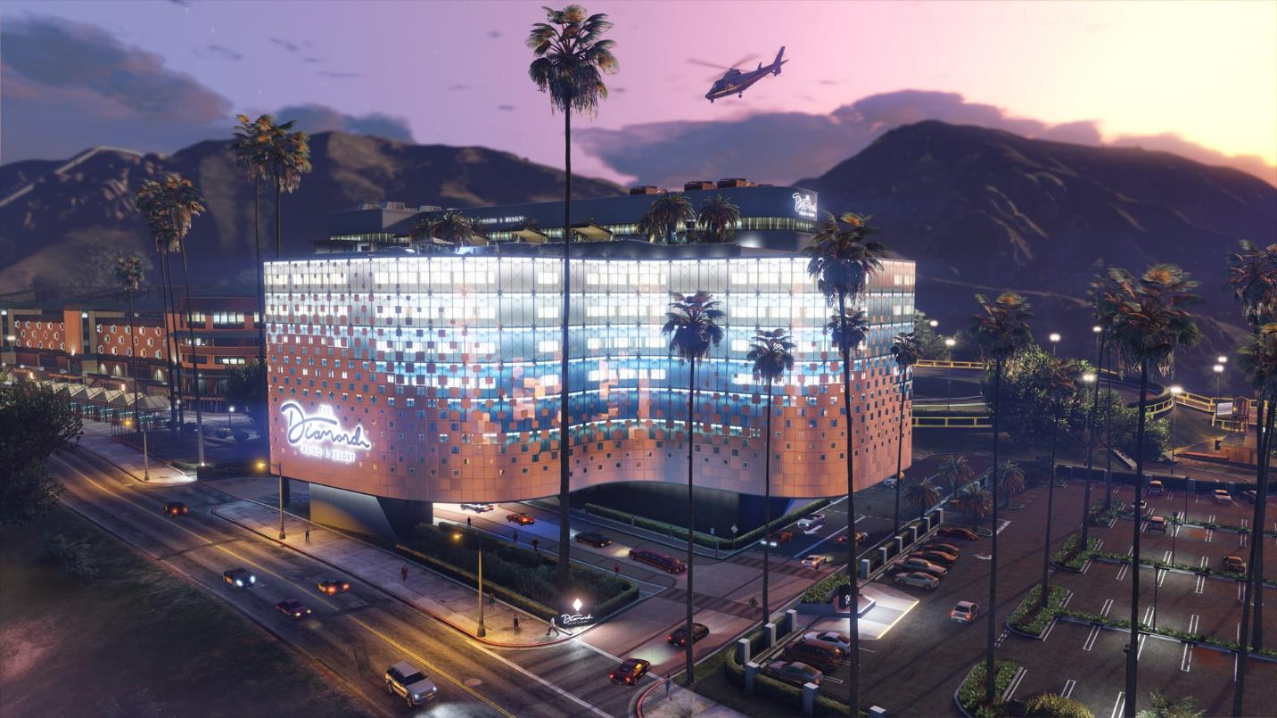 GTA Update 1 47 Patch Notes adds Diamond Casino to Online