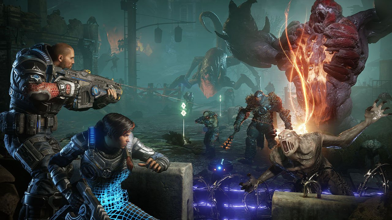 How to download the Gears 5 tech test on Xbox One and PC