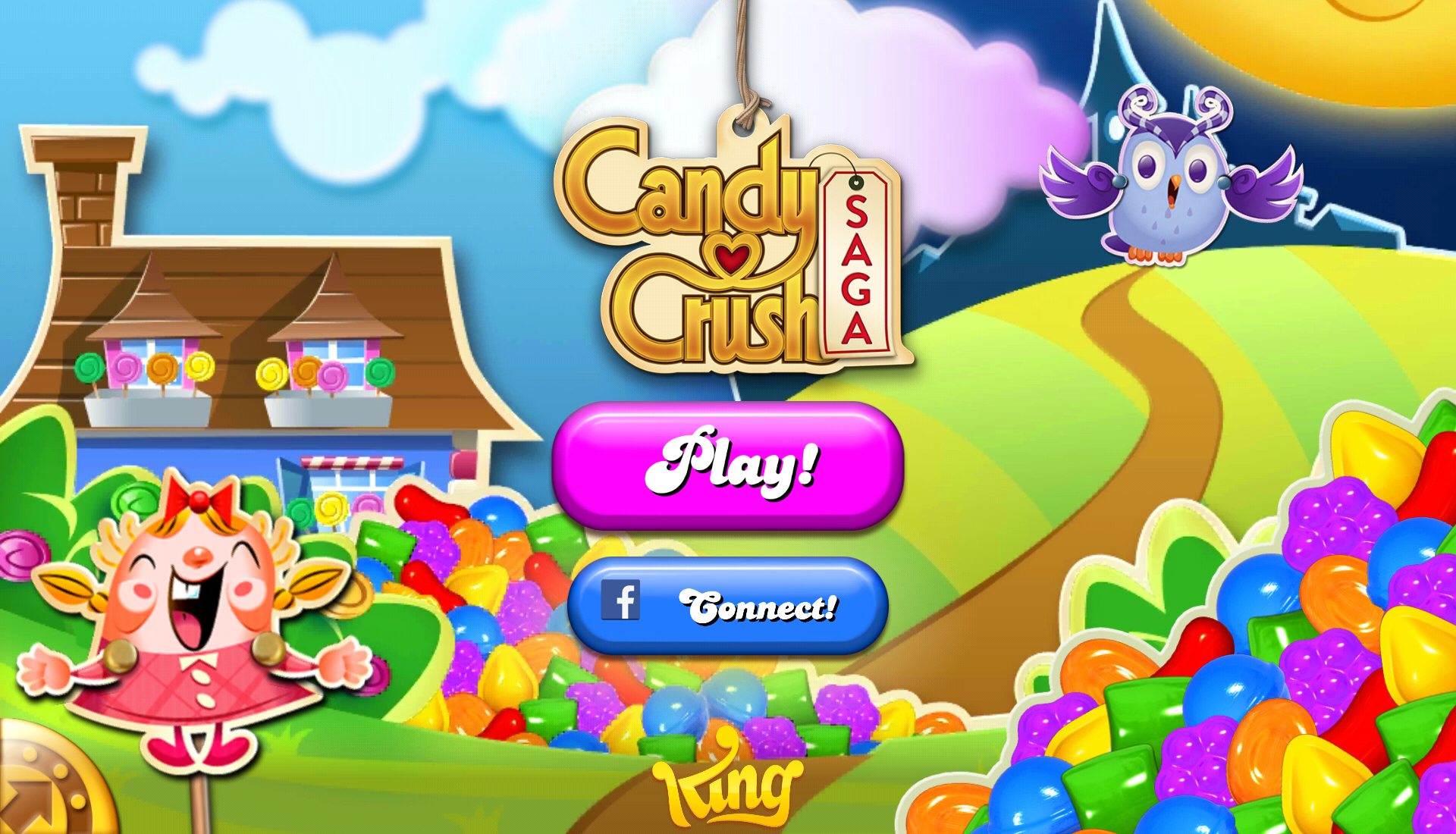 Interview: How Candy Crush Saga's art has evolved