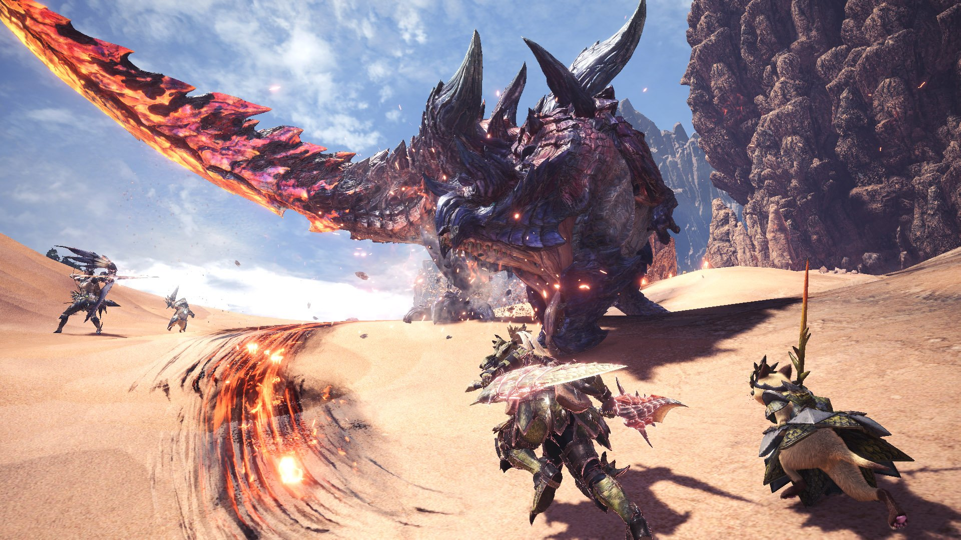 Monster Hunter World Iceborne Release Date