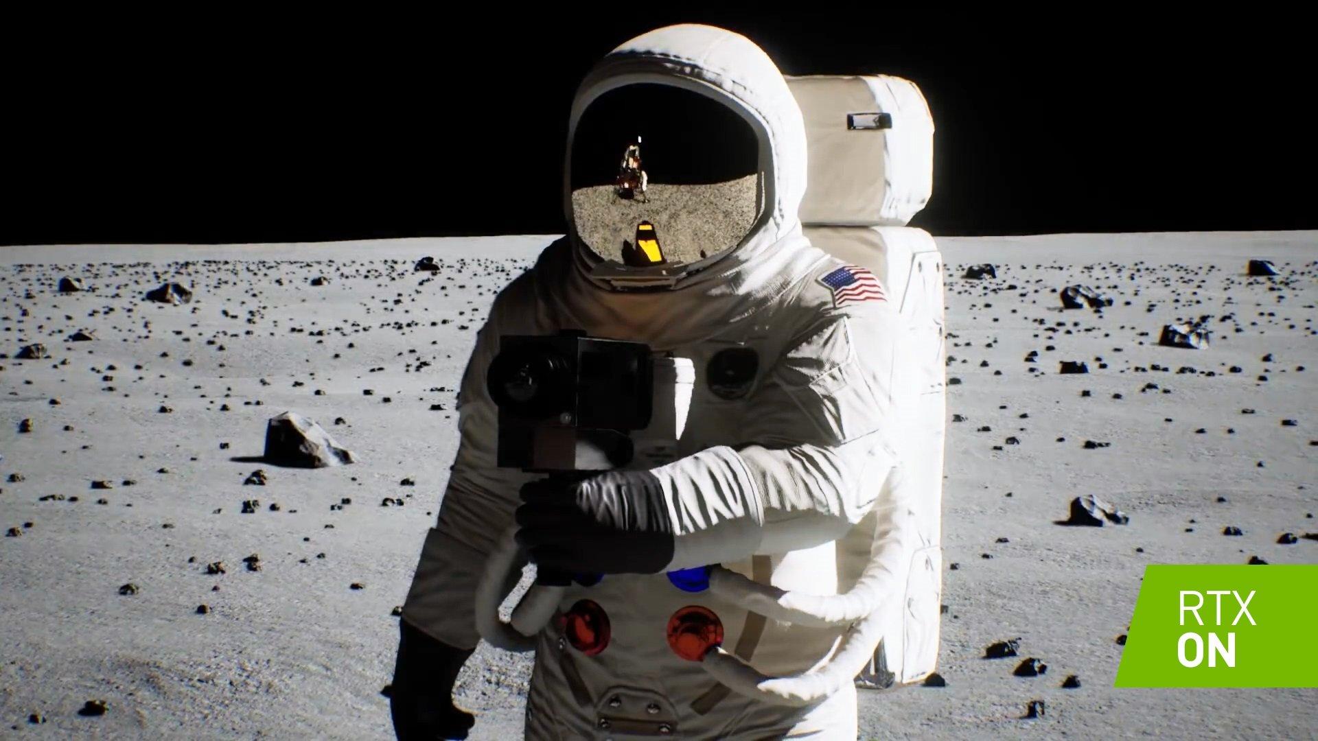 NVIDIA RTX Apollo 11