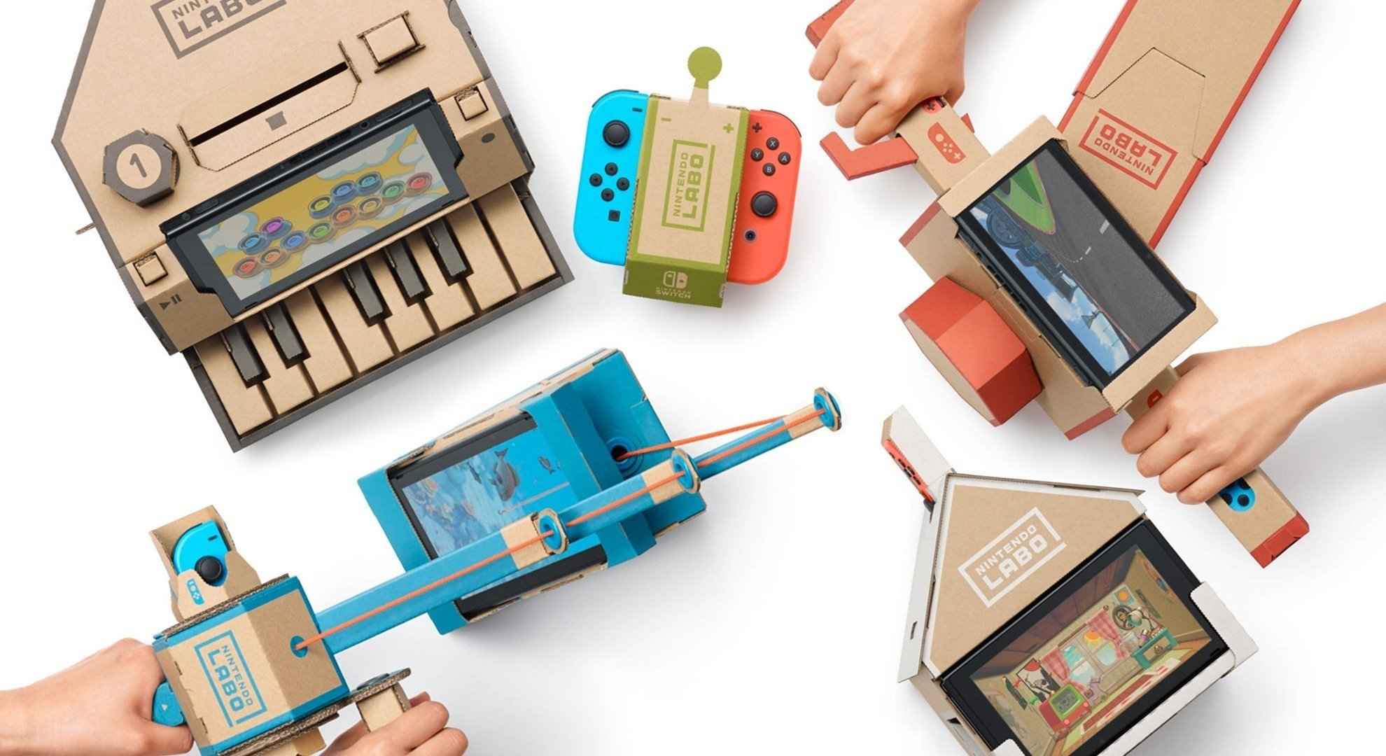 Switch Lite incompatible games - Nintendo Labo