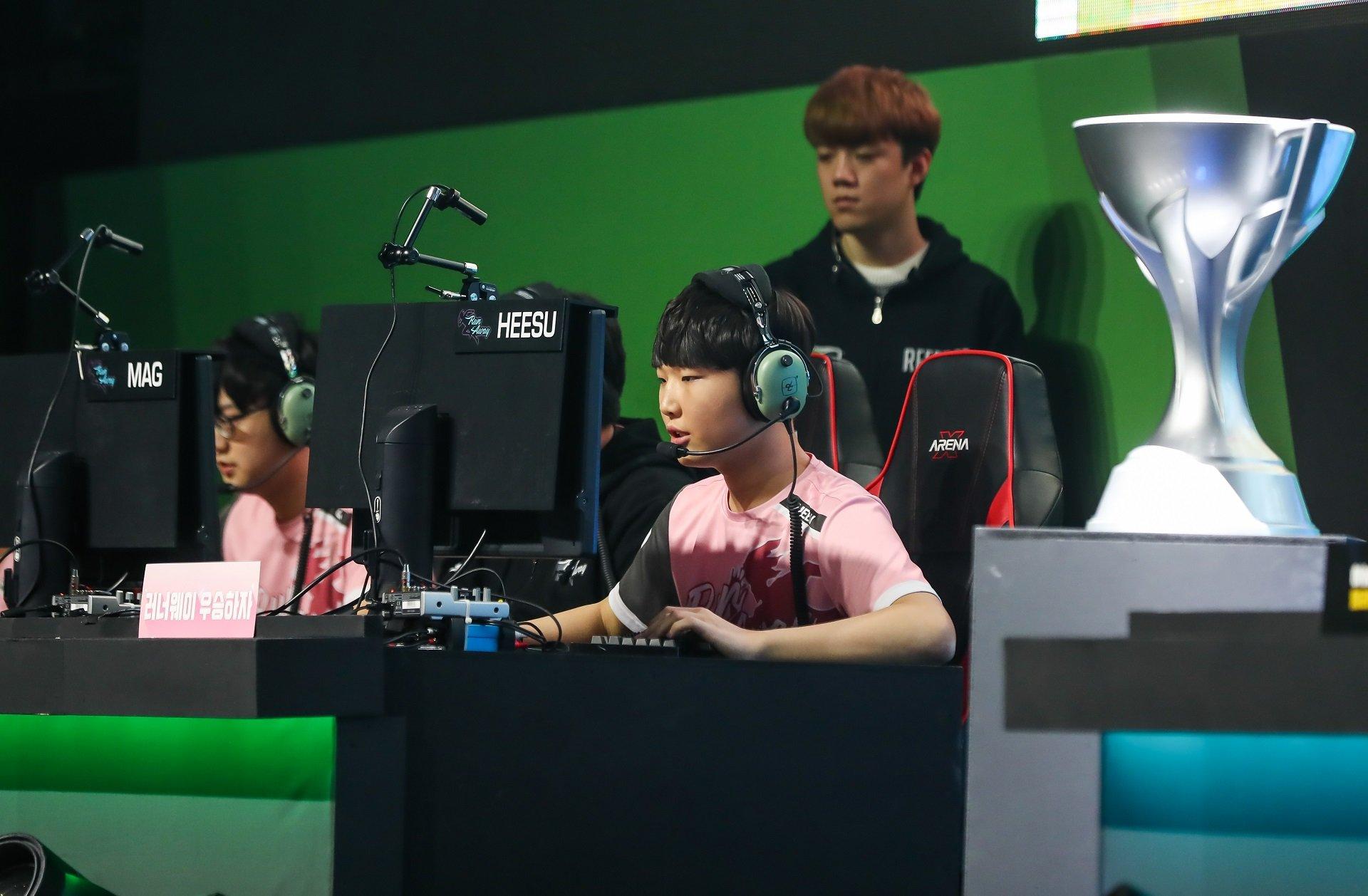 Overwatch Contenders Korea Season 3 Finals