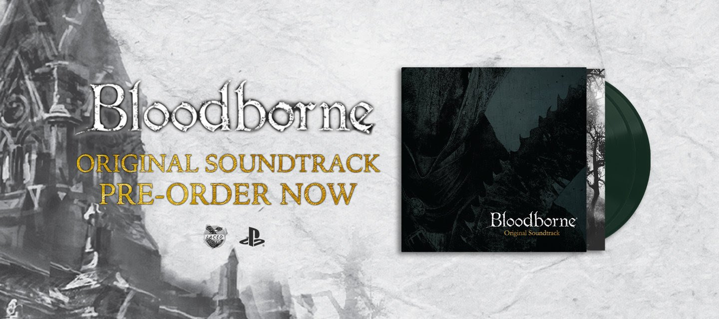 preorder bloodborne original soundtrack vinyl ost grim green september