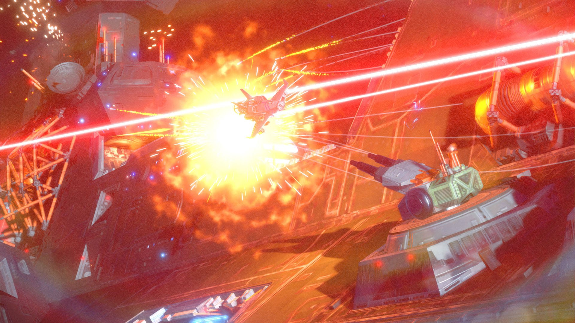 Rebel Galaxy Outlaw release date on PC