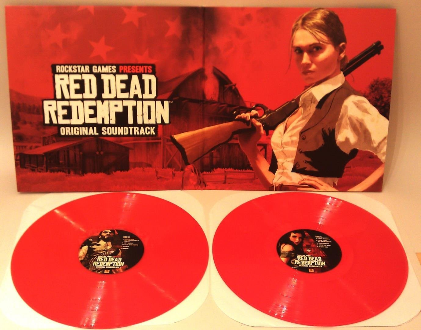 The Red Dead Redemption 2 soundtrack was originally made available on vinyl, but can now be streamed digitally.